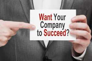 Want Your Company To Succeed?